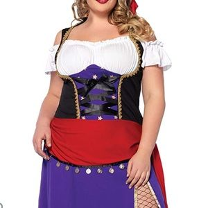 Leg Avenue Other - Leg Avenue Costume Traveling Gypsy.  NEW
